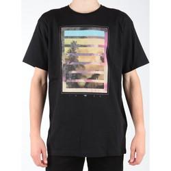 textil Herre T-shirts m. korte ærmer Quiksilver EQYZT00013-KVJ0 black