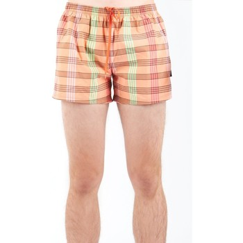 textil Herre Shorts Zagano 1223-99 orange
