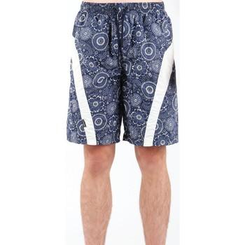 textil Herre Shorts Zagano 5603-115 navy , white