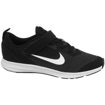 Sko Børn Lave sneakers Nike Downshifter 9 Psv Sort