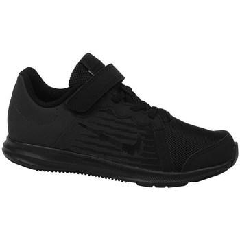 Sko Børn Lave sneakers Nike Downshifter 8 PS Sort