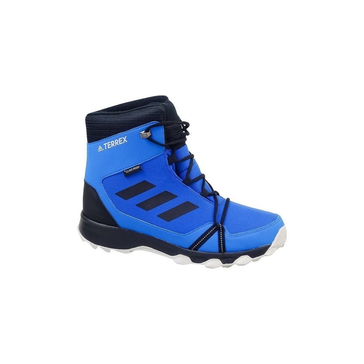 Klassiske sko adidas  Terrex Snow CP CW K