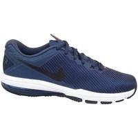 Sko Herre Lave sneakers Nike Air Max Full Ride TR 15 Flåde