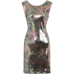 textil Dame Korte kjoler Girls On Film  Silver