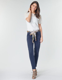 textil Dame Lærredsbukser Betty London MIRABINE Marineblå