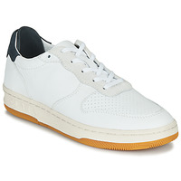 Sko Lave sneakers Claé MALONE Hvid / Blå