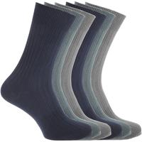 Accessories Herre Strømper Floso  Navy/Blue/Grey
