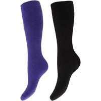Accessories Dame Strømper Floso  Purple/Black