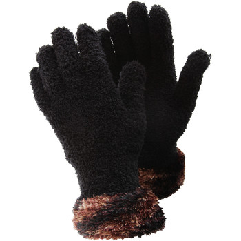 Accessories Dame Handsker Floso  Black/Copper