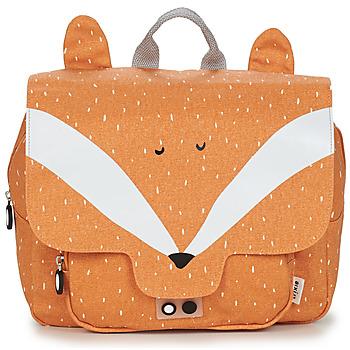 Tasker Børn Skoletasker TRIXIE MISTER FOX Orange