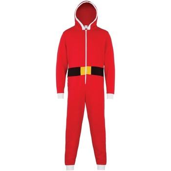 textil Pyjamas / Natskjorte Christmas Shop CC008 Red