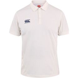 textil Børn Polo-t-shirts m. korte ærmer Canterbury CN155B Cream