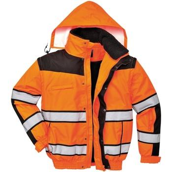 textil Herre Jakker Portwest PW332 Orange/ Black