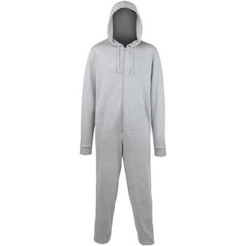 textil Jakkesæt Comfy Co CC001 Heather Grey