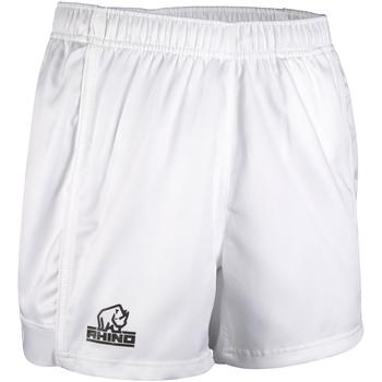 textil Børn Shorts Rhino RH15B White