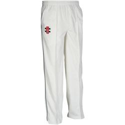 textil Børn Træningsbukser Gray-Nicolls  Ivory/ Navy