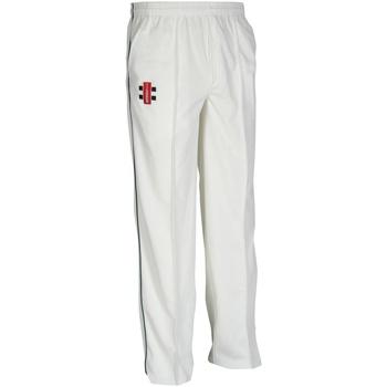 textil Børn Træningsbukser Gray-Nicolls GN10J Ivory/ Navy
