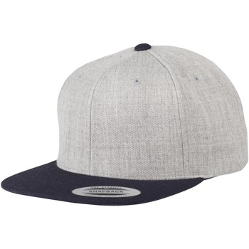 Accessories Kasketter Yupoong  Heather Grey/Navy