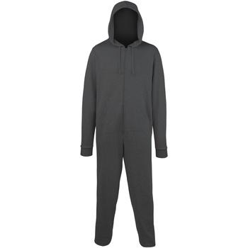 textil Buksedragter / Overalls Comfy Co CC001 Charcoal