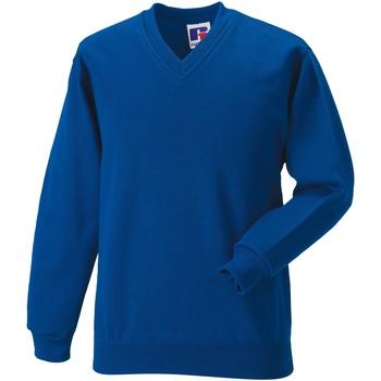 textil Børn Sweatshirts Jerzees Schoolgear 272B Bright Royal