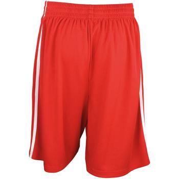 textil Herre Shorts Spiro S279M Red/White