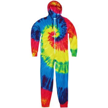 textil Herre Buksedragter / Overalls Colortone TD36M Rainbow