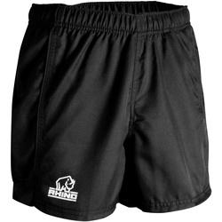 textil Børn Shorts Rhino RH15B Black