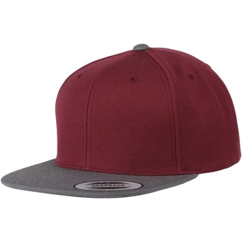 Accessories Kasketter Yupoong  Burgundy/Charcoal
