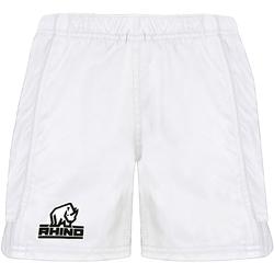 textil Herre Shorts Rhino RH015 White