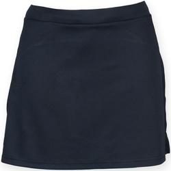 textil Dame Nederdele Finden & Hales LV833 Navy