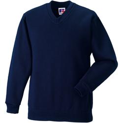 textil Børn Sweatshirts Jerzees Schoolgear 272B French Navy