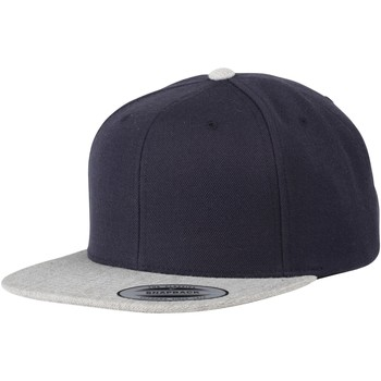 Accessories Kasketter Yupoong  Navy/Heather Grey