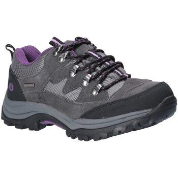 Sko Dame Vandresko Cotswold  Grey/Purple