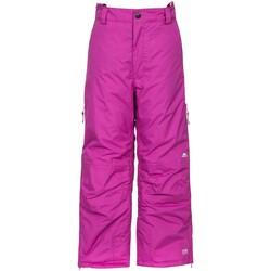 textil Børn Cargo bukser Trespass  Purple Orchid
