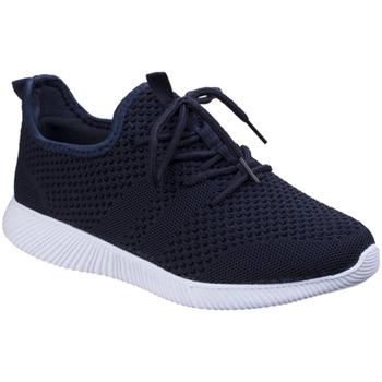 Sko Dame Lave sneakers Divaz  Navy