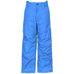 textil Børn Cargo bukser Trespass  Blue