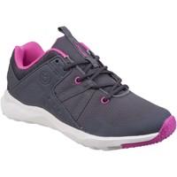Sko Dame Lave sneakers Cotswold  Grey/Fuchsia/White