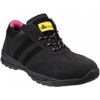 Sko Dame Lave sneakers Amblers  Black