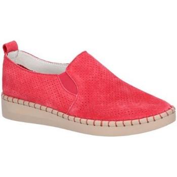 Sko Dame Slip-on Fleet & Foster  Red