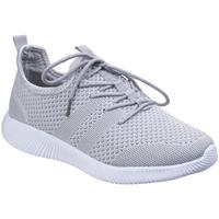 Sko Dame Lave sneakers Divaz  Grey