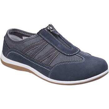 Sko Dame Lave sneakers Fleet & Foster  Grey