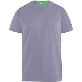 textil Herre T-shirts m. korte ærmer Duke  Pale Grape