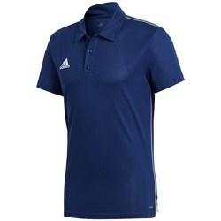 textil Dame Polo-t-shirts m. korte ærmer adidas Originals Core 18 Flåde