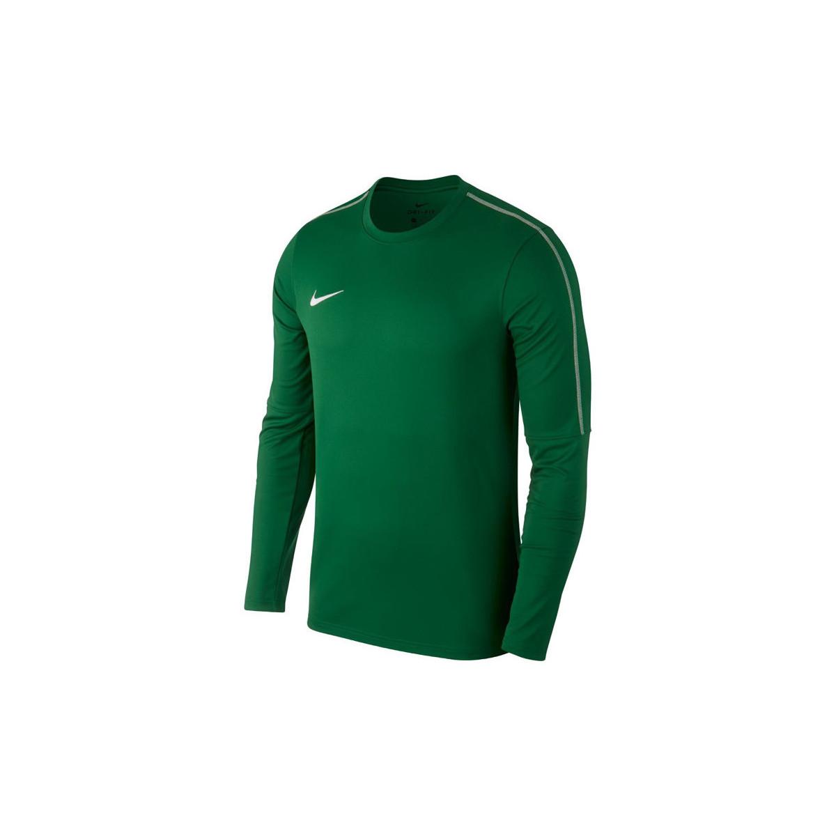 Langærmede T-shirts Nike  JR Park 18