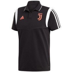 textil Herre Polo-t-shirts m. korte ærmer adidas Originals Juventus CO Sort