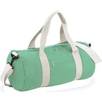 Tasker Rejsetasker Bagbase BG140 Mint Green/Off White