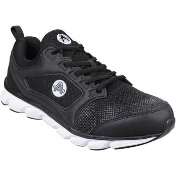 Sko Lave sneakers Amblers  Black