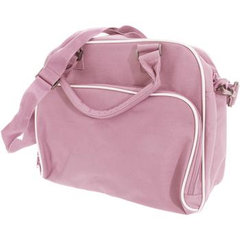 Tasker Børn Skoletasker Bagbase BG145 Classic Pink/Light Grey