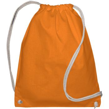 Tasker Børn Sportstasker Bags By Jassz 60257 Tangerine