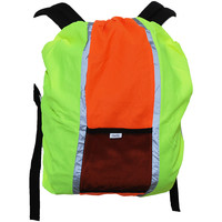Tasker Rygsække  Yoko HVW068 Hi Vis Yellow/Orange